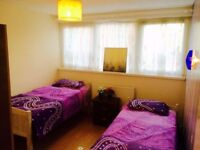 SINGLE+TWIN ROOM IN LIMEHOUSE (ZONE 2)