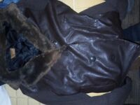 Bag of used mens clothes S/M