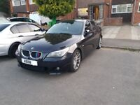 BMW 520D M SPORT FSH MOT HPI CLEAR AND EXTRAS!