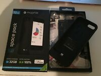 Mophie Space pack IPhone 5