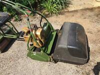 """Webb 24"""" ride on lawnmower"""