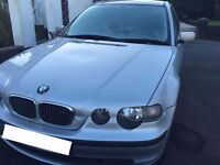 BMW 3 SERIES Compact (Non Runner, Spares or Repair)
