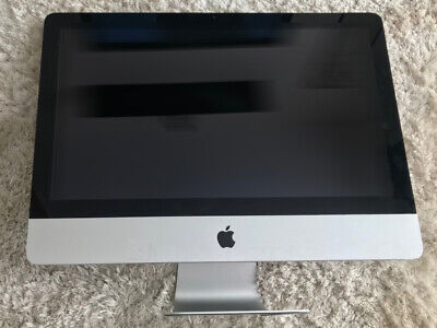 "Apple iMac 21.5"" Desktop - i5, 8GB, 500GB - FInal Cut, Logic Pro X - C0**S0U**JF"