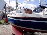 6m Sailing boat