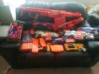 Nerf battle collection (Swap for tv)