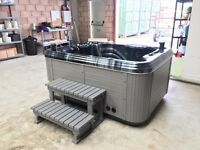 2 Seat Balboa Hot Tub (Twin Lounge Seats)