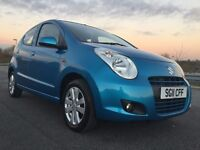 2011 SUZUKI ALTO SZ4 ONE OWNER WITH FULL SERVICE HISTORY+£20 PER YEAR ROAD TAX