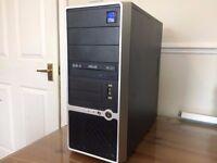 Gaming PC Amd A10-5800K Quad Core 4.20 Ghz - 16 GB Ram - 1.5TB, Ati Radeon 7660D + HD 6670 / desktop