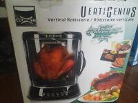 Looking to sale  a very good and brand new rotisserie