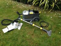 KARCHER PUZZI 10/1 Carpet cleaner - in excellent condition with extra tools!!!