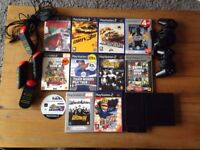 PS2 plus 13 games