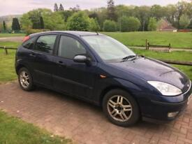 **For Mechanics only** Ford Focus Automatic gearbox