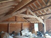 Feature Roof Trusses
