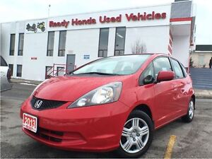 2013 Honda Fit LX - Auto | Air | Low Kms