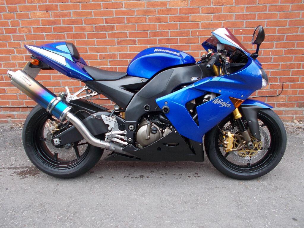 Kawasaki Ninja Blue Book