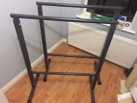 Set of Calisthenics Dipping Bars - very well built and almost brand new