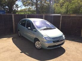 Citroen Picasso Xsara Automatic 2004 - MOT Till September 2017 - Extremely Practical