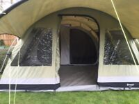 Outwell Bear Lake 6 berth Tent- Immaculate condition all original parts/packaging, non smoking home
