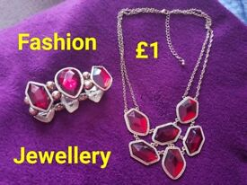Large Amount of Fashion Jewellery available (2)