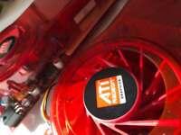 ATI Radeon HD 3870 Crossfire Graphics Cards