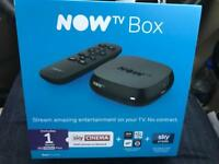 Now TV HD box with 1 month Sky Cinema movies pass