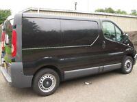Vauxhall Vivaro 2l Diesel Panel Van