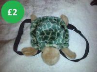 Soft Turtle Rucksack