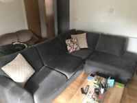 Like new DFS corner sofa