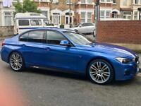 BMW 3 Series Saloon (2015 - ) F30 Facelift 2.0 320d BluePerformance M Sport Auto 4dr (start/stop)