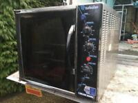 Catering turbo fan oven