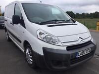 BARGAIN! NO VAT! Citroen dispatch 1000 hdi van, long MOT ready for work