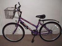 "Ladies/Womens Raleigh Zing 16.5"" Mountain Bike"