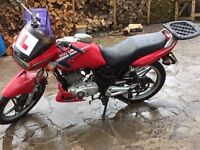 Sazuki 2005 en 125 motorbike for sale, Glasgow