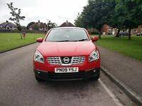 Nissan Qashqai Tekna 1.5 Dci 2009 - IMMACULATE CONDITION LOW MILEAGE LOW PRICE Estate Suv