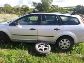 2006 ford focus parts or repair