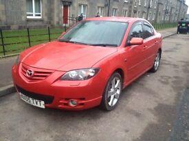 Mazda 3sport sedan