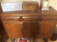 Retro 1950 sideboard