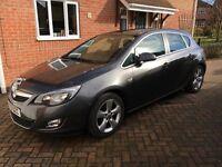 Vauxhall Astra 1.6 SRi, 5 dr, metallic grey - 12 months MOT