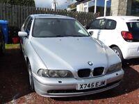 BMW 530D 2001 E39 Diesel