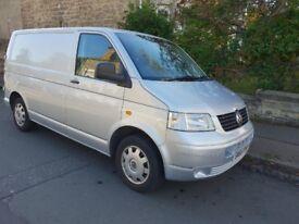VW Transporter Van, Trend Model, 1 private owner, Lovely Van, Only £6750, Call Edinburgh 07981121407