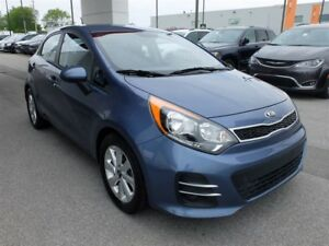2016 Kia Rio EX HATCH A/C MAGS CAMERA