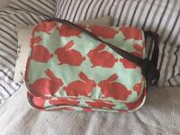 Large Anorak from John Lewis baby change bag