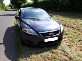 FORD MONDEO ESTATE TDCI FSH 3owners Spares or Repair