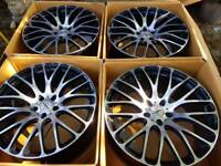"22"" Range Rover BMW X5 Discovery alloys"