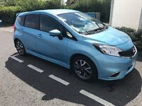 Nov 2014 NISSAN NOTE 1.5DCI TEKNA Style Pack £7650 ono