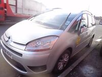 BREAKING CITROEN C4 GRAND PICASSO - ALL SPARES AVAILBLE - DOOR? GEARBOX? AXLE? ALLOYS? SEATS? STRUT?