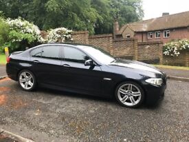 Bmw f10 535d m sport loaded with extras
