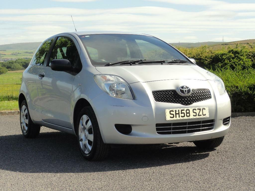 toyota yaris t2 1 0 vvti 3dr one former keeper in rochdale manchester gumtree. Black Bedroom Furniture Sets. Home Design Ideas
