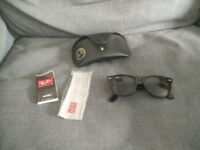 Men official RayBan sunglasses