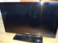 Samsung 32-inch Widescreen Full HD 1080p LCD Television with Freeview + Wall Mount Included